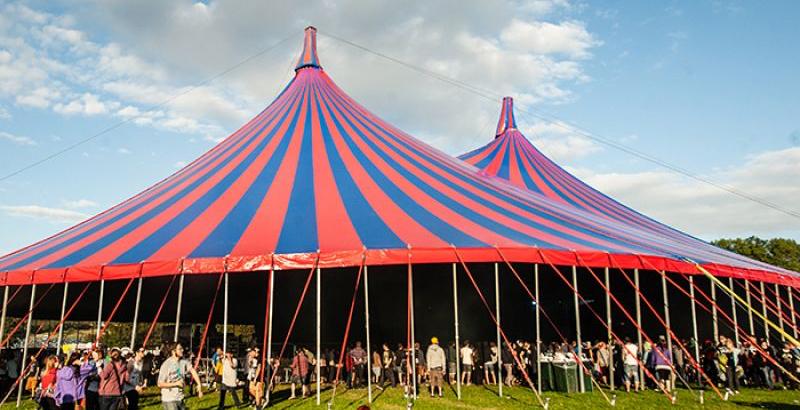 GREFest Tent