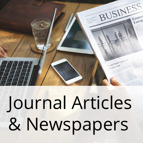 Journal Articles & Newspapers