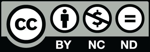 CC BY-NC-ND logo