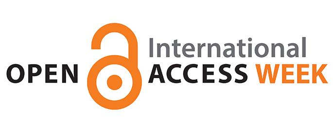 Open Access Week international logo