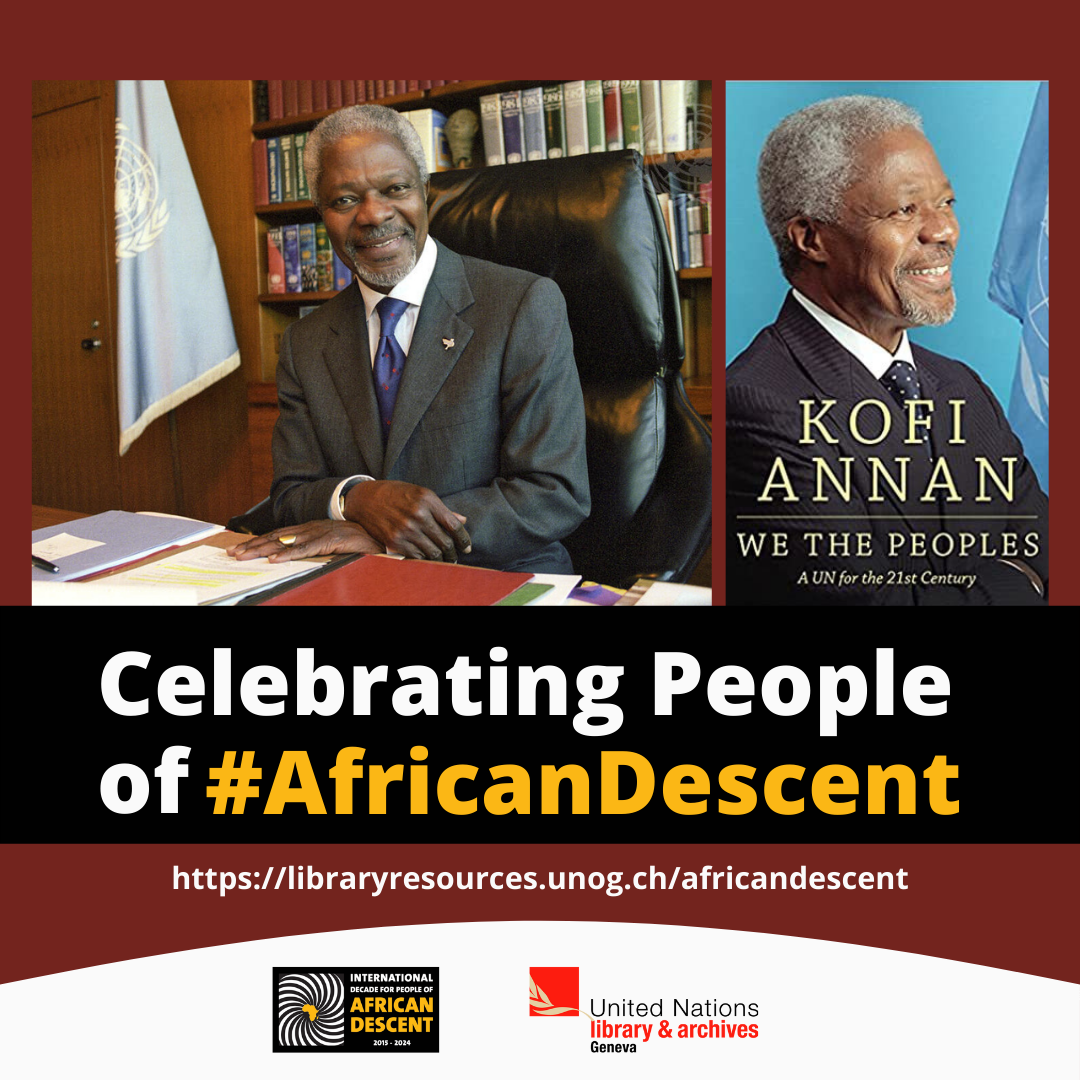 People of African Descent in Diplomacy