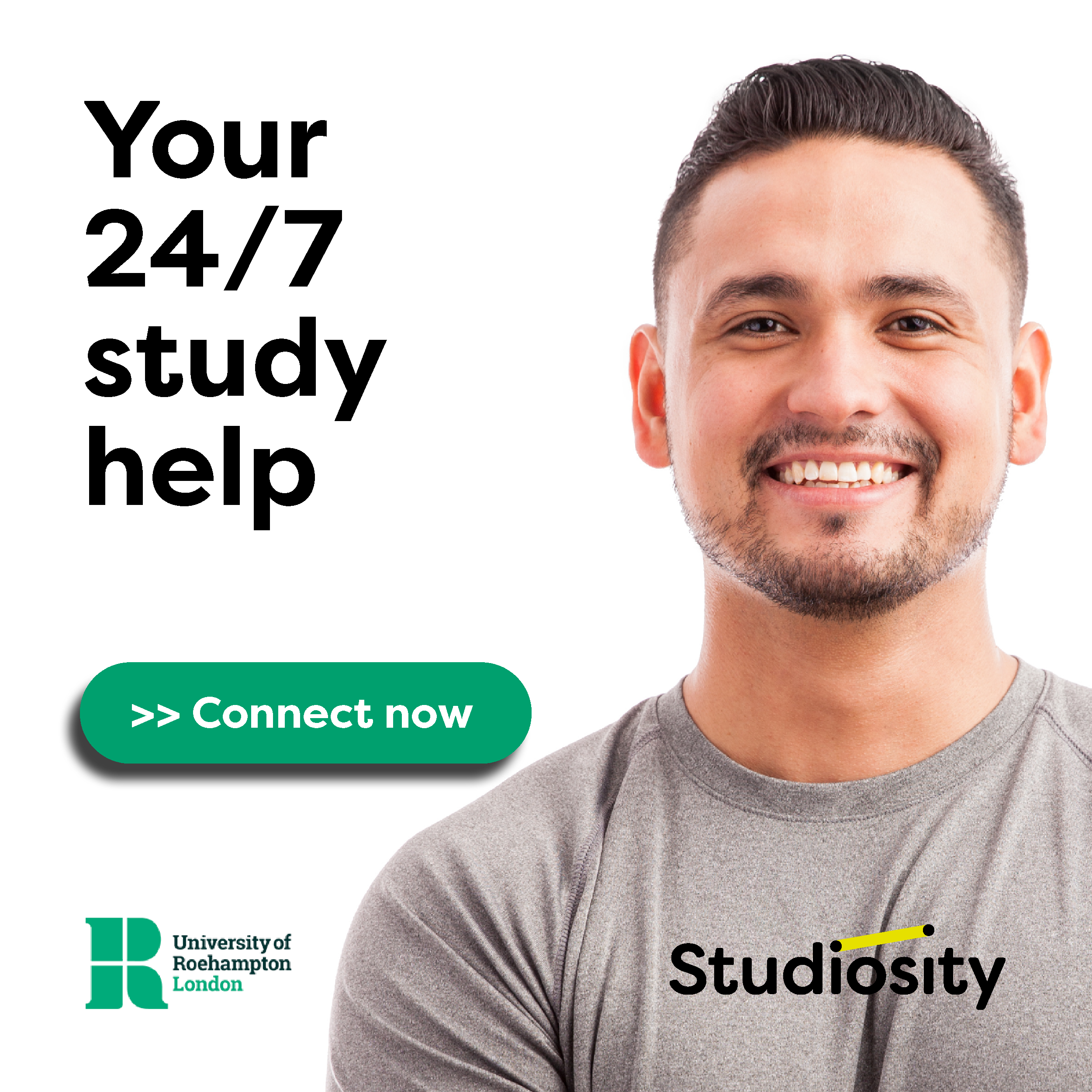 24/7 study help on Studiosity