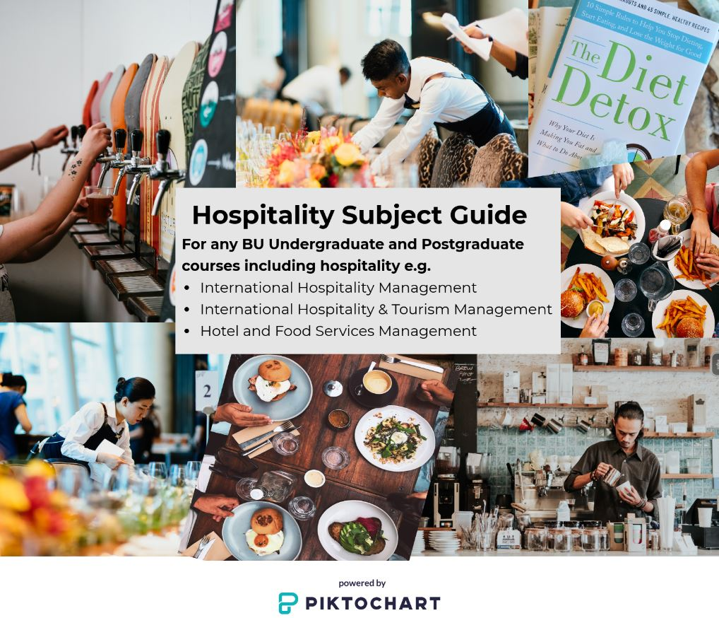 Hospitality Subject Guide