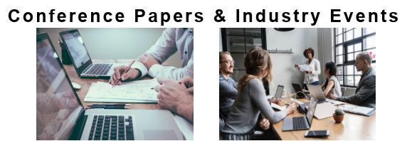 Conference Papers and Industry Events