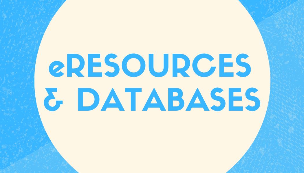 eResources & Databases