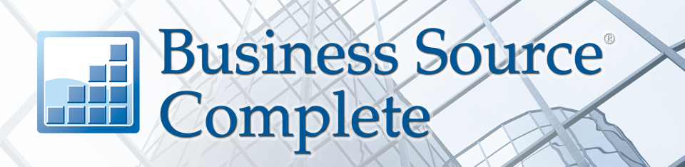 Business Source Complete image