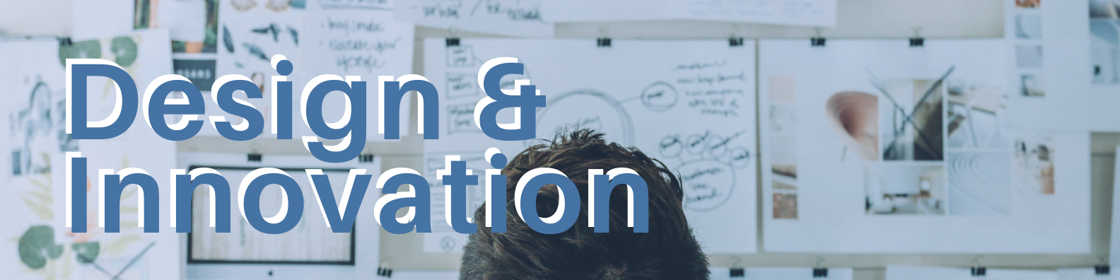Design and Innovation banner