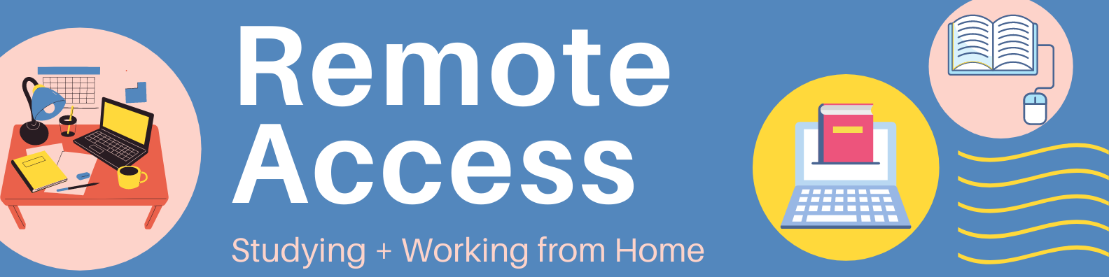 Remote access banner