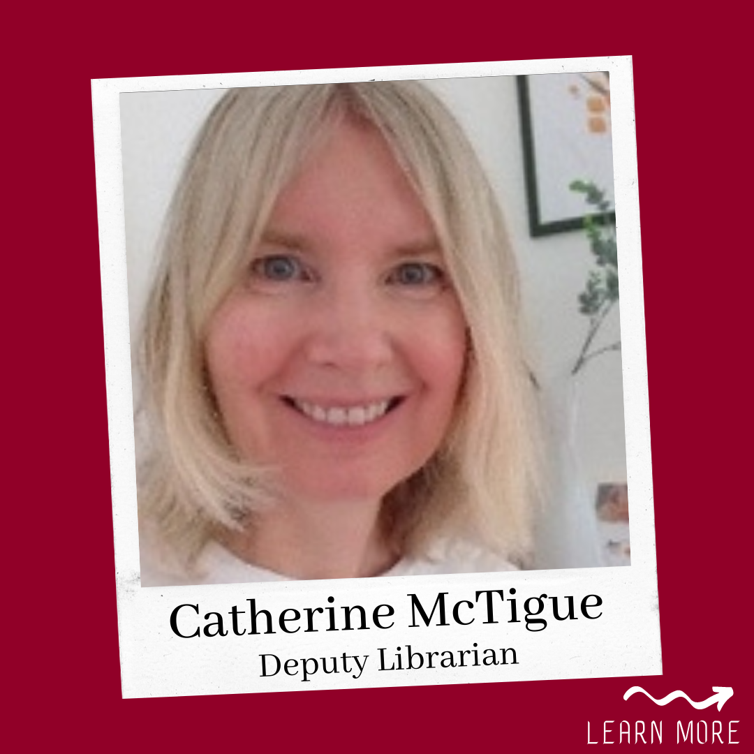 Catherine McTigue