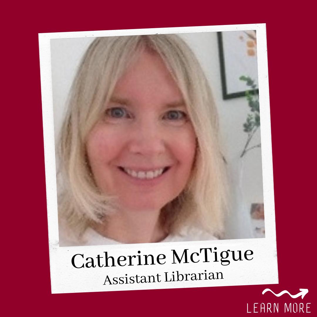 Catherine McTigue