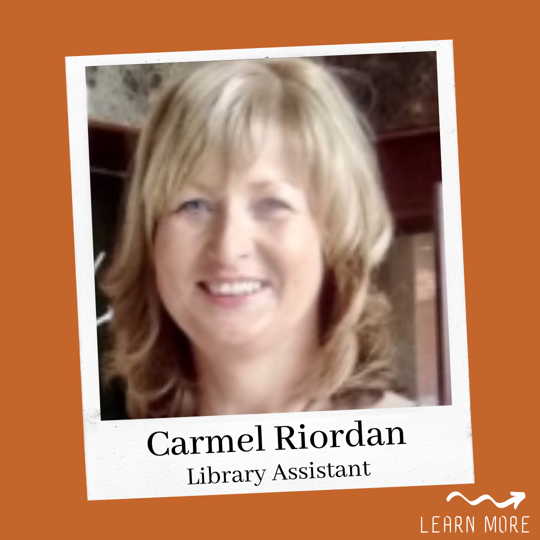 Carmel Riordan