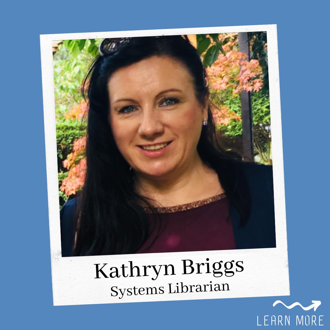 Kathryn Briggs