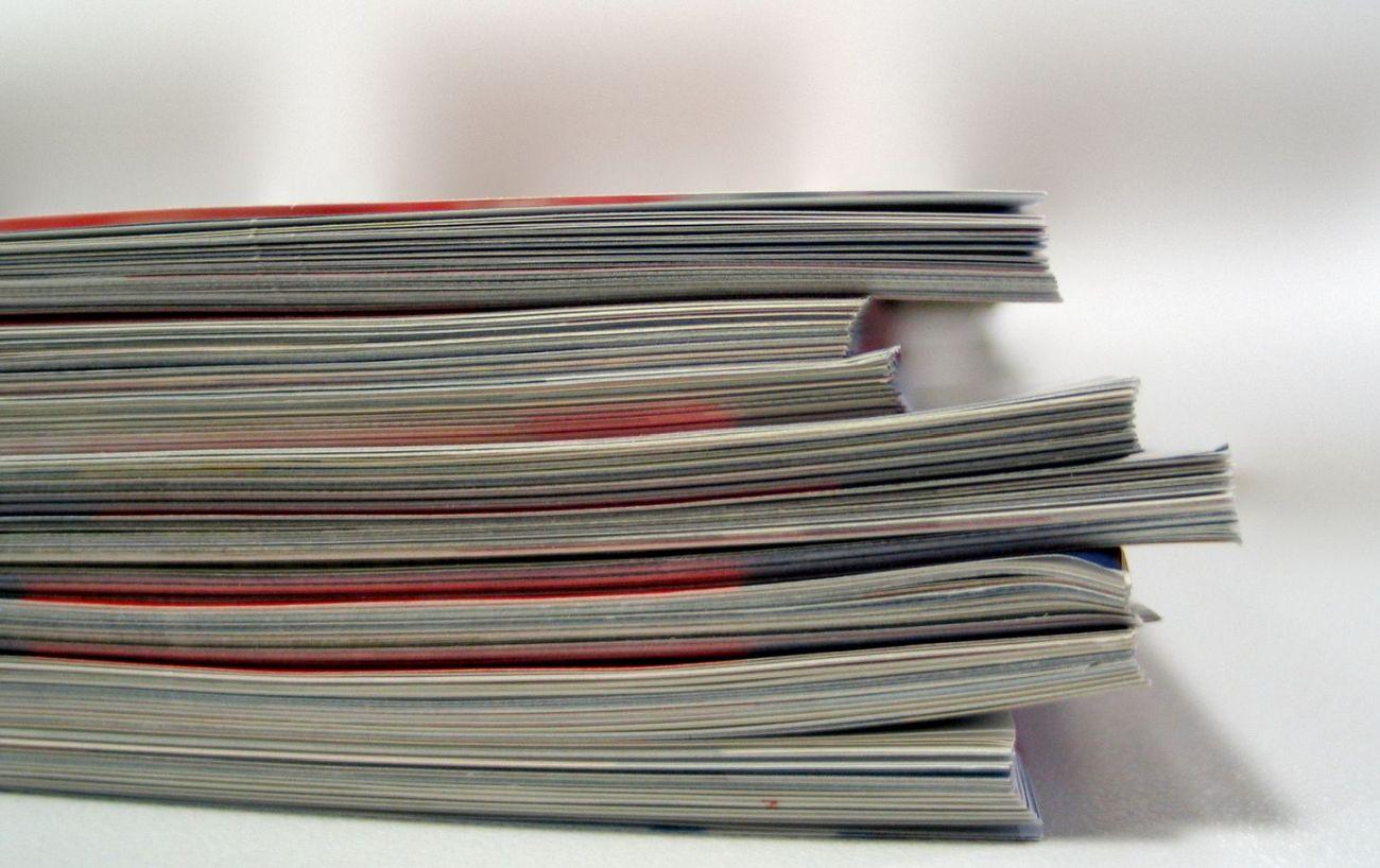 Tieteelliset lehdet ja ammattilehdet, Scholarly and Professional Journals.