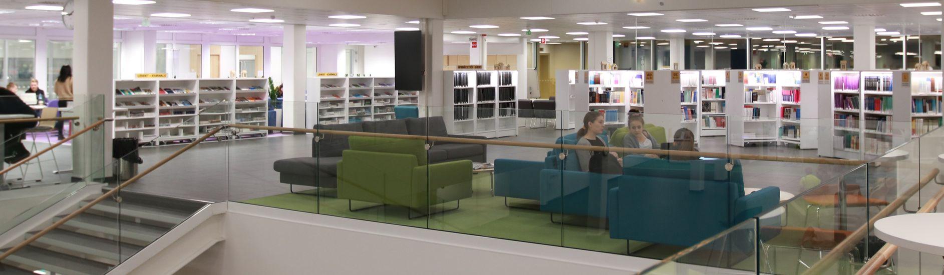 Kuva Savonian kirjastosta.