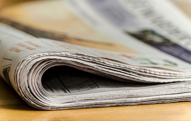 Aikakaus- ja sanomalehdet, Magazines and Newspapers.