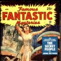 Cover of Famous Fantastic Mysteries