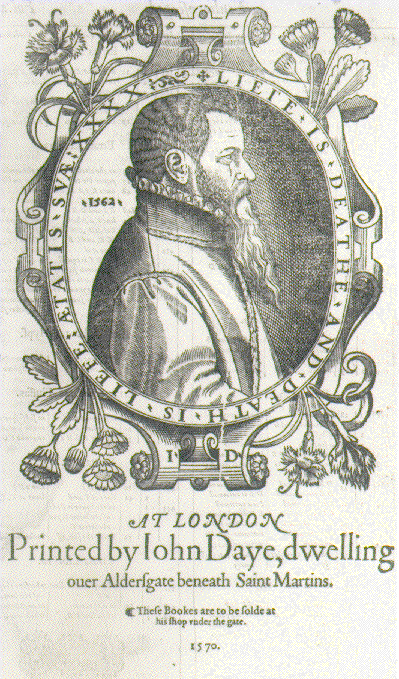 Frontispiece from Euclid. The Elements of Geometrie