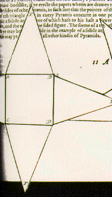 Image of page from from Euclid. The Elements of Geometrie