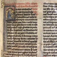 Detail of MS.F.2.17: Bible