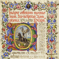 LUL MS.F.2.23: Book of Hours