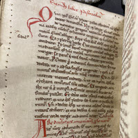 Detail of MS.F.3.13: Gregorius, De cura pastorali.