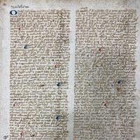 Detail of MS.F.4.22: G. de Hoylandia, etc.