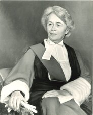 Dame Rose Heilbron DBE