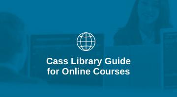 Cass online resources