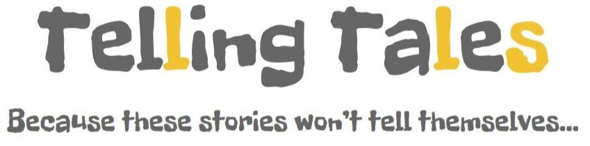 Logo for Telling Tales