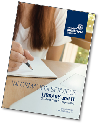Information Service Student Guide 2019-20cover