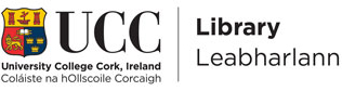 UCC Library logo.