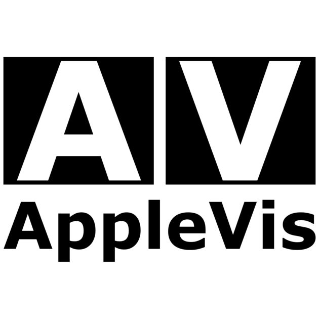 AppleVis logo