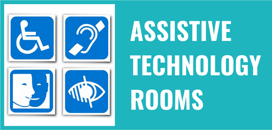 Assistive Technology Rooms icon