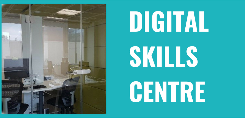 Image of Digital Skills Centre classroom