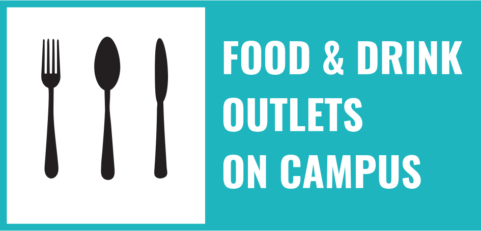 Link to campus food and drinks outlets