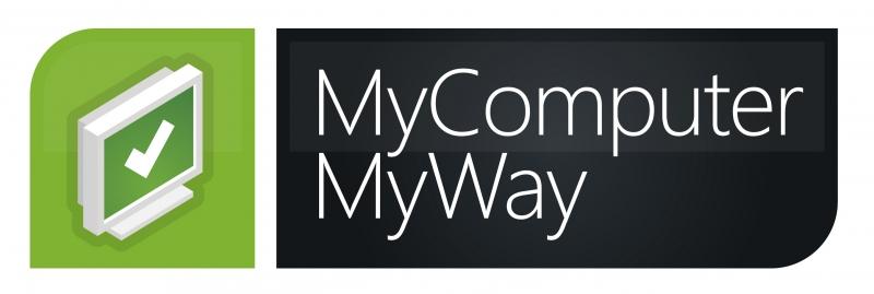 My Computer MyWay logo