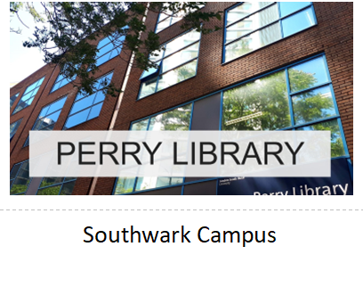 Link to the Perry Library, Southwark Campus webpages