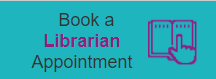 Book a librarian appointment button