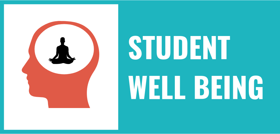 Link to student mental health and well being on My LSBU