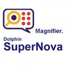 Supernova Magnifyer icon