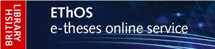 Image of the EThOS e-theses online service logo.