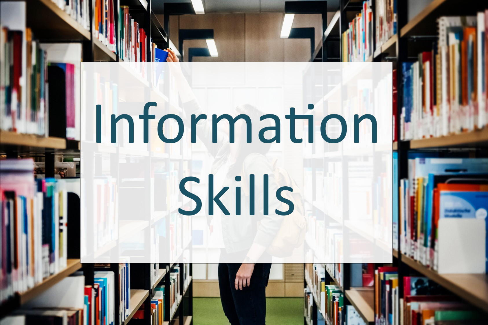 Click here for Information Skills