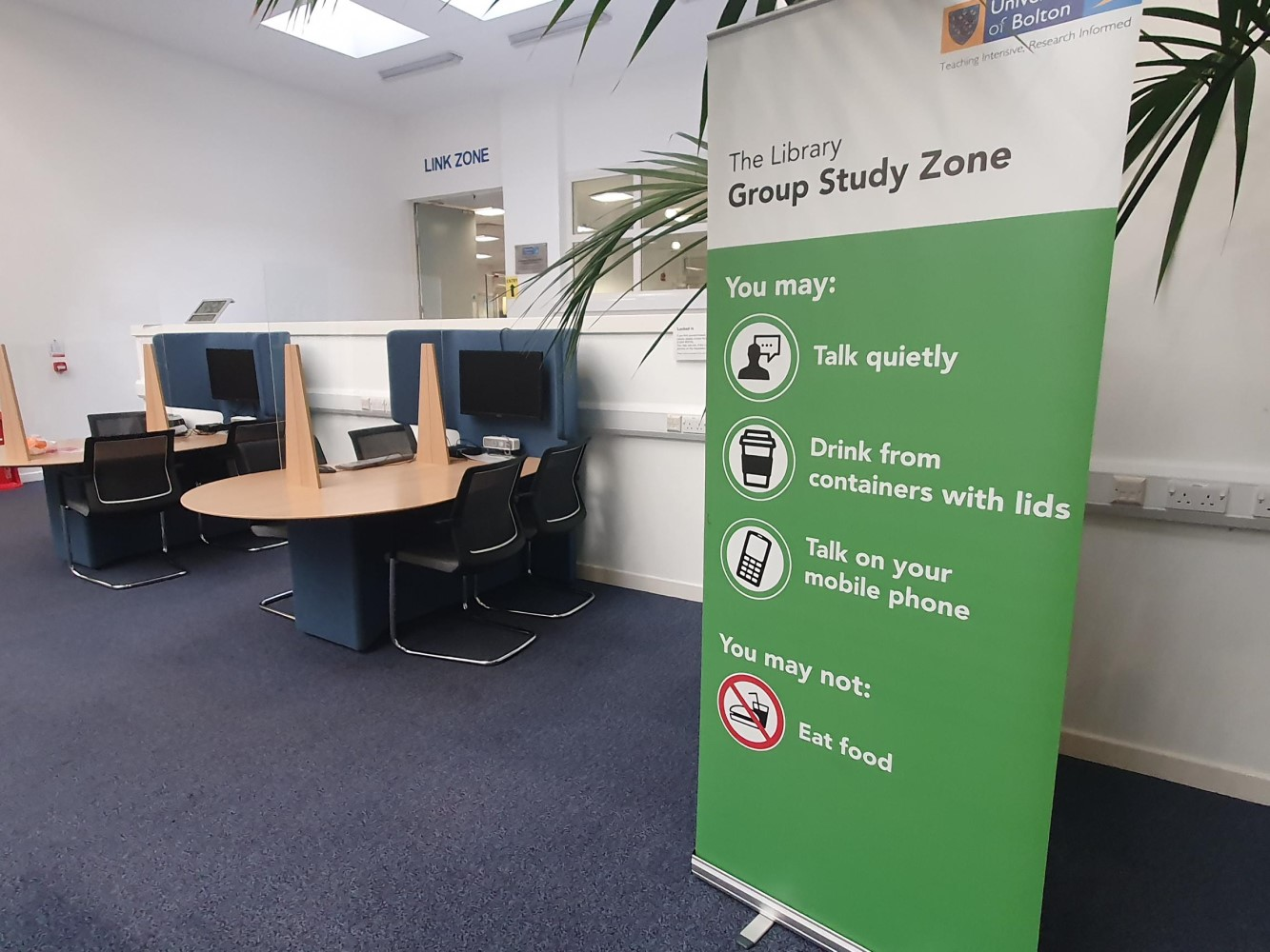 Group Study Zone