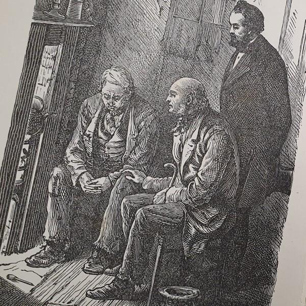 Illustration from John Ashton's