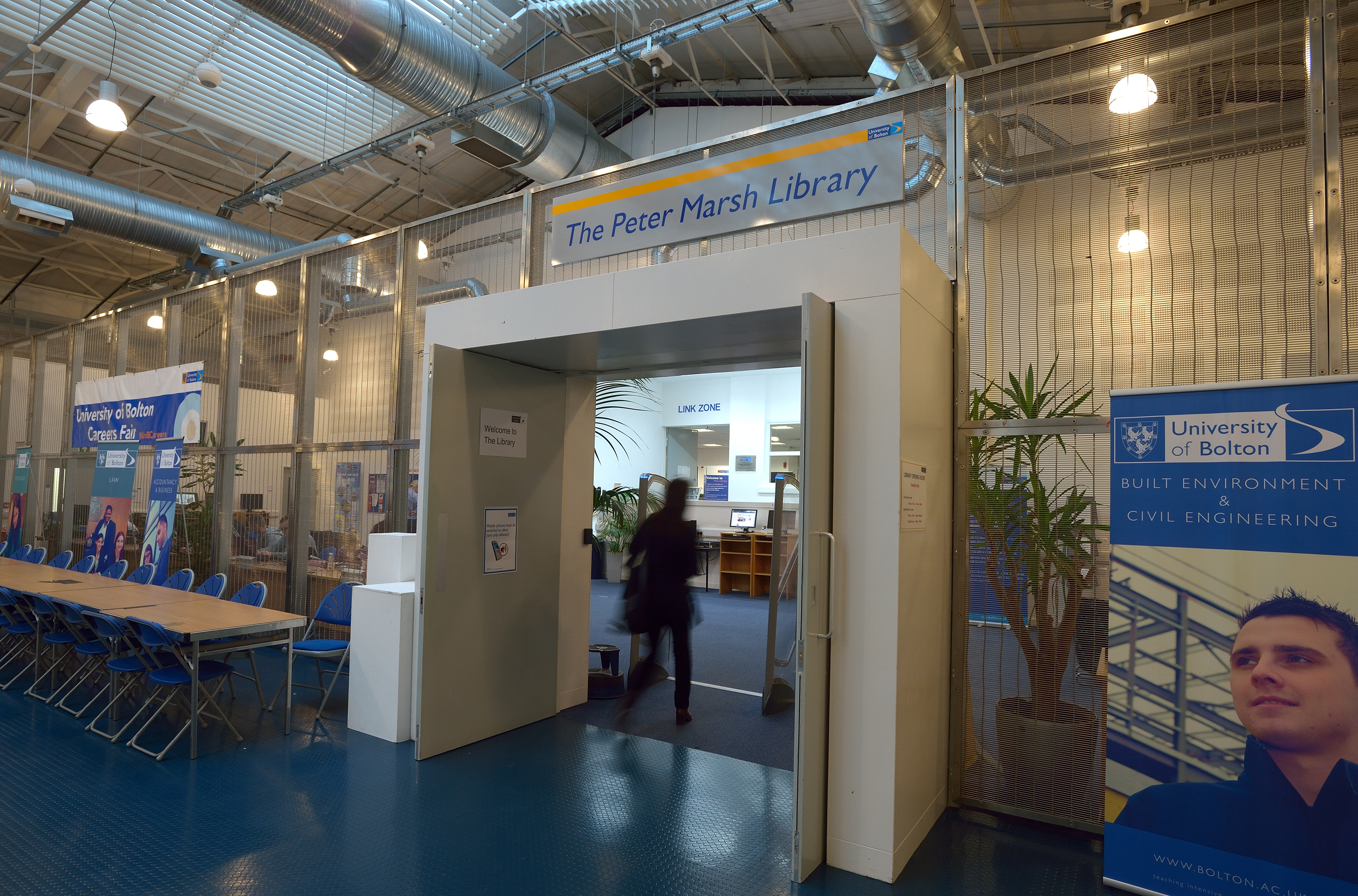 Library Tour for Postgraduate Researchers