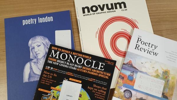 Arts trade publications