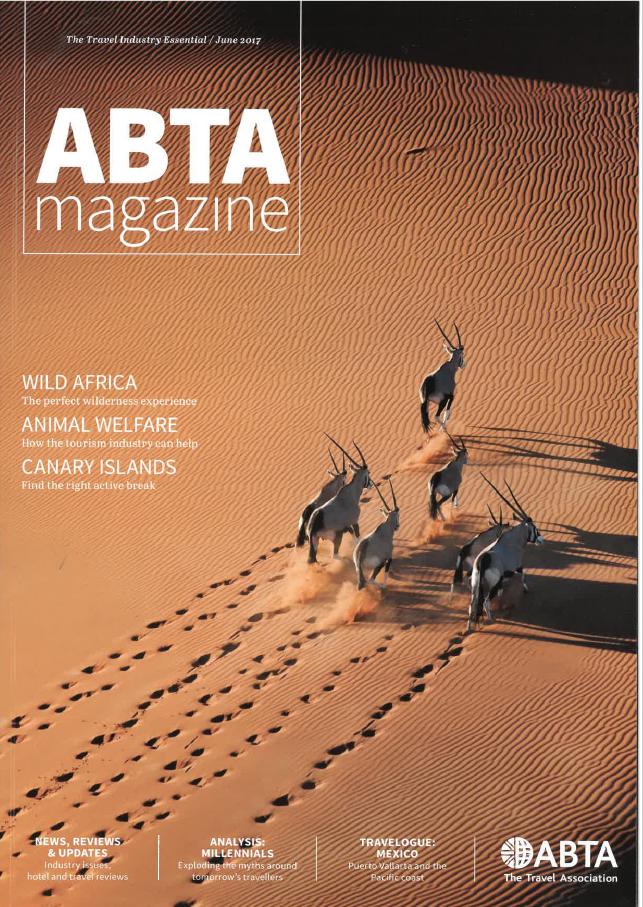 Abta Magazine