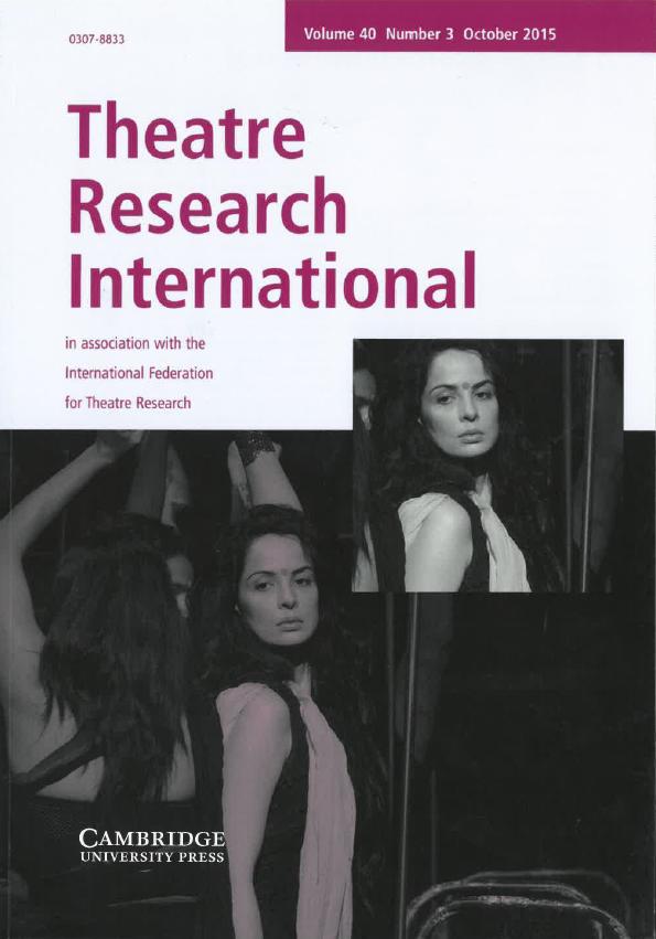 Theatre Research International