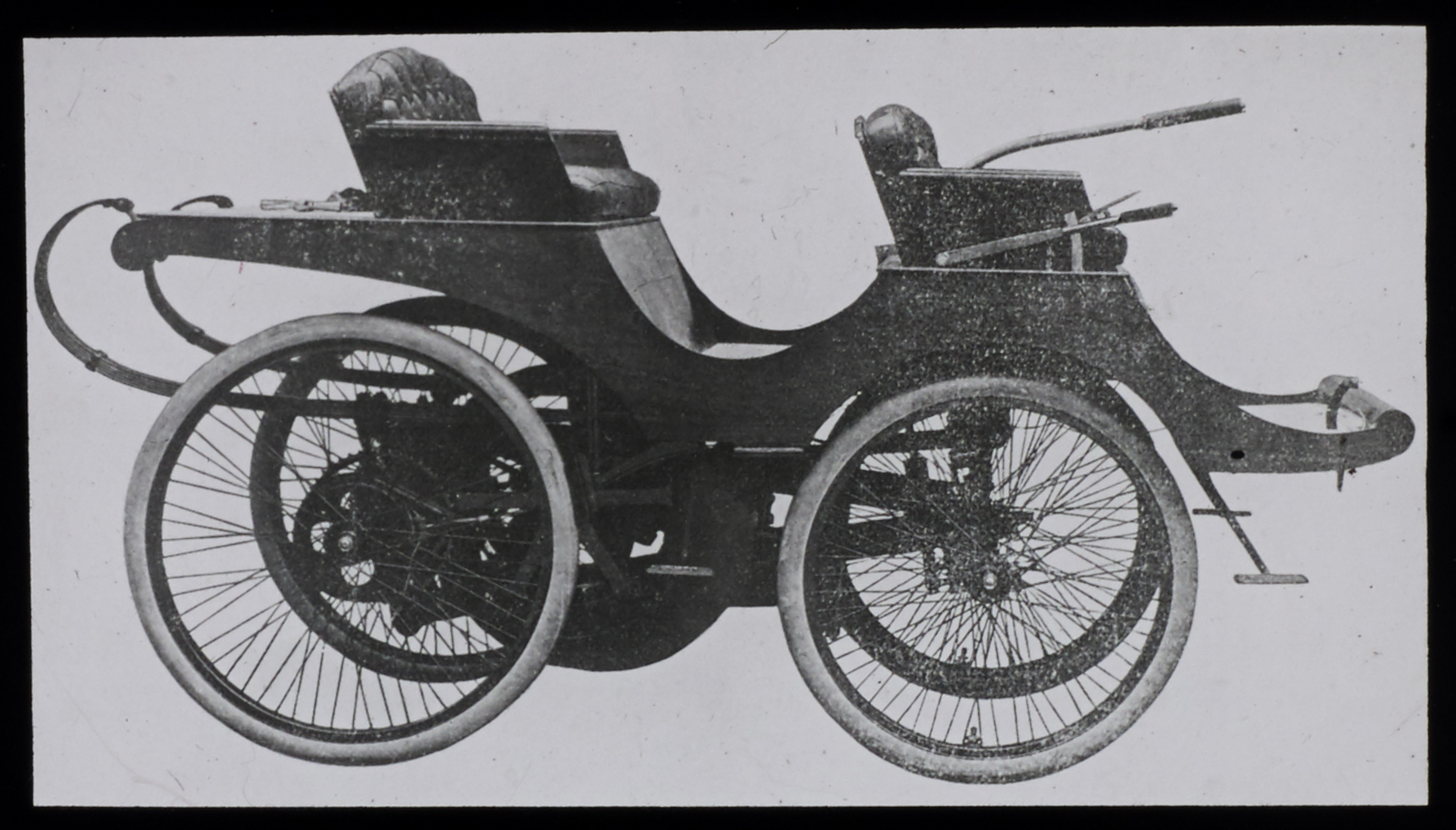 Lanchester Stanhope Phaeton car