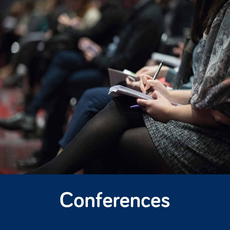 Conferences guide image link